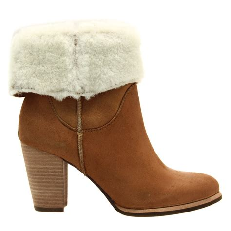footwear womens boots buy ugg 174 womens chestnut charlee boots at hurleys