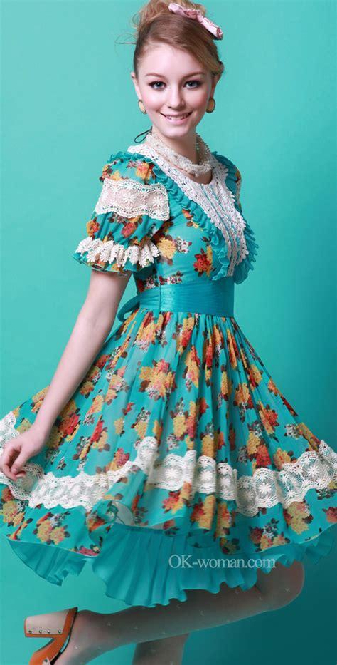 feminine style vintage clothing retro clothing