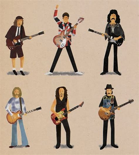 poster guitar lessons poster stevie ray vaughan keith richards ve frank zappa