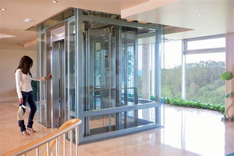 The Kitchen Design Centre by Glass Lift Skoda Lifts