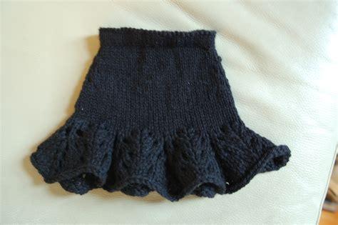 knit skirt pattern knitting patterns galore lacy flouncy skirt