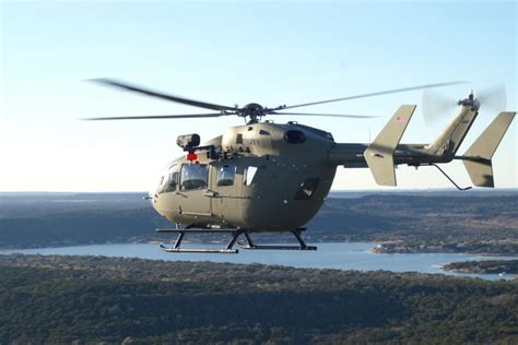 Is Uh by Uh 72a Lakota Light Utility Helicopter Luh