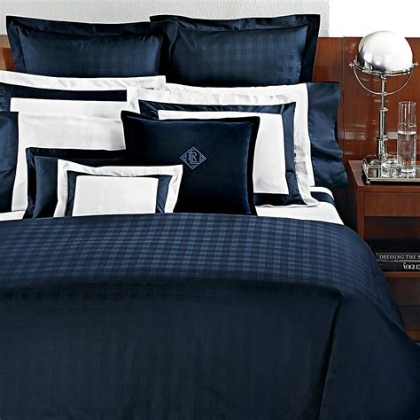 ralph lauren plaid bedding lauren ralph lauren glen plaid suite full queen comforter bloomingdale s