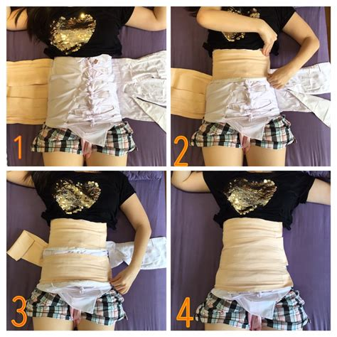 Binding Stomach After C Section by Buy Bengkung Post Natal Girdle Belly Binder Belly Wrap