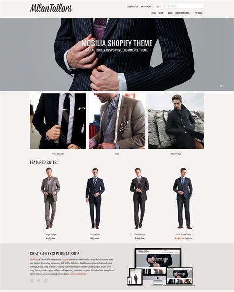 shopify themes mobilia ecommerce shopify fashion themes