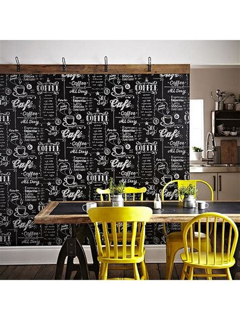 coffee home wallpaper graham brown black white coffee shop wallpaper house