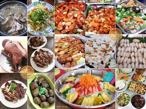 new year food singapore cuisine paradise singapore food recipes reviews