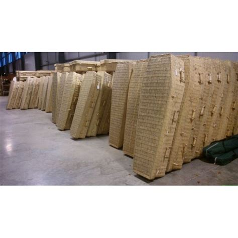 Handmade Coffins - bamboo imperial oval style a choice for an eco