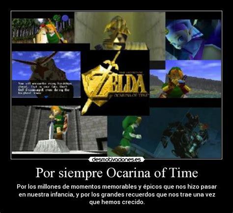 imagenes de zelda memes por siempre ocarina of time desmotivaciones
