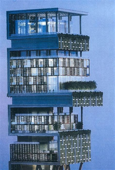 knowledge hub mukesh ambani s house