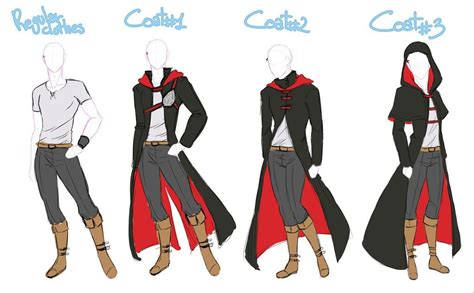 anime boy outfit ideas male coat by irinafestner94 deviantart com on deviantart