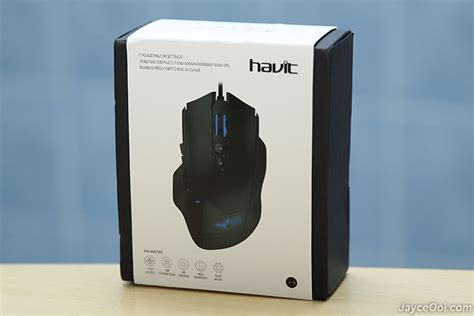 Havit Ms 735 12 000dpi Mouse havit hv ms735