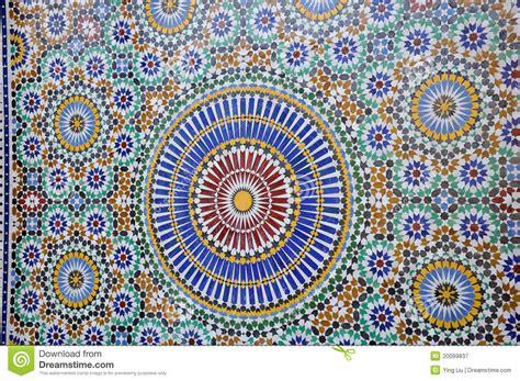 piastrelle marocco mattonelle marocco fotografia stock libera da diritti