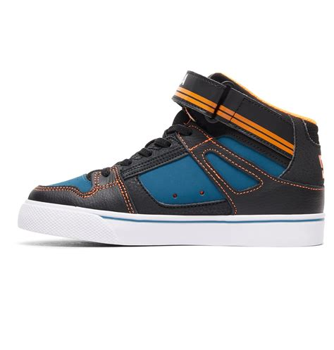 High Laced Shoes by High Top Elastic Laced Shoes For Boys Adbs300324
