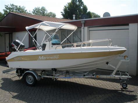 gebruikte consoleboot midland watersports