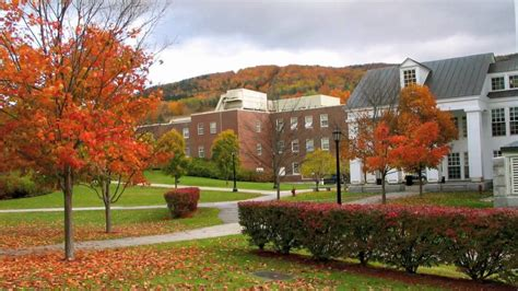 Of Vermont Mba by Norwich Scenery