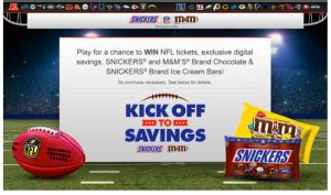 Kroger Football Instant Win - kroger instant win game win 5 grocery credits