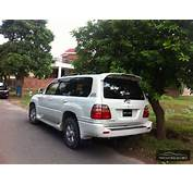 Toyota Land Cruiser Vx Limited Edition 1998 Car For Sale In Lahore