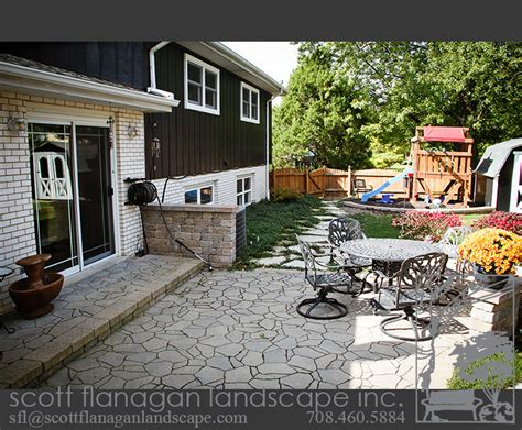 Patio Orland Park flanagan landscape contractor in orland park