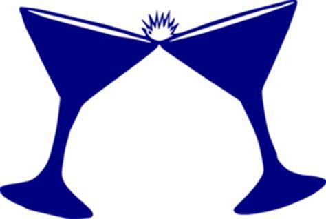 blue martini clip blue martini clip at clker com vector clip