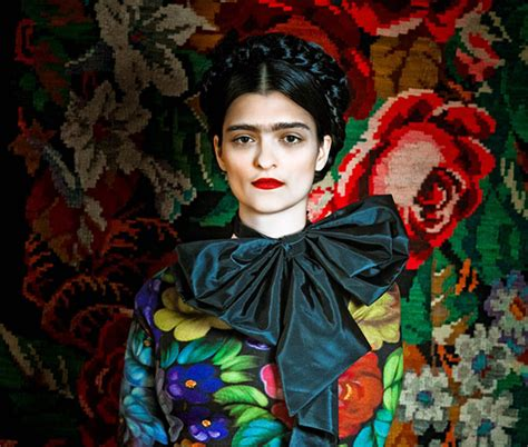 imagenes hipster de frida kahlo editorial modaddiction