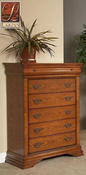 shenandoah american oak panel bedroom set b4850 58h 58f