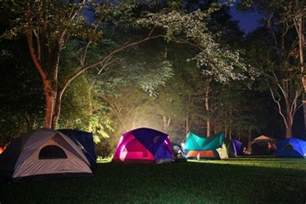 Backyard Camping Activities Get Back To Basics With A Camping Themed Kid S Birthday