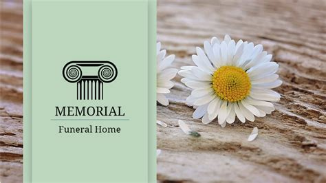 funeral presentation template funeral powerpoint template funeral powerpoint ppt