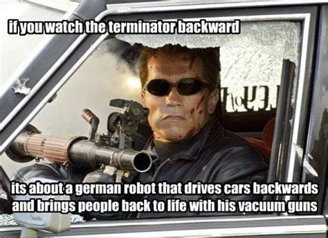 gentle art of meme terminator and the magic vacuum guns
