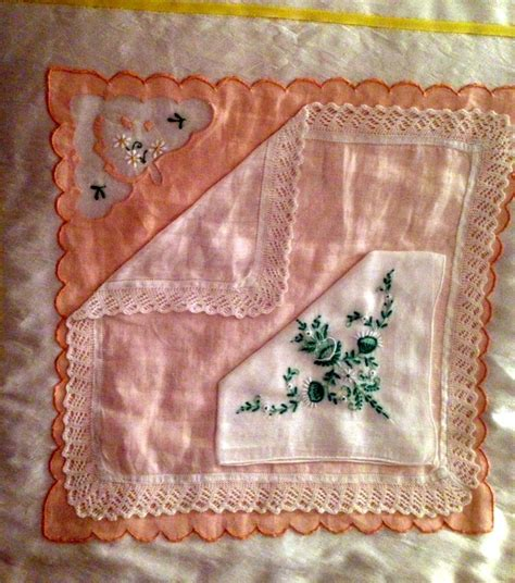 10 images about hankie ideas on vintage