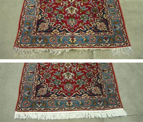 replacement fringe for rugs rug fringe replacement meze