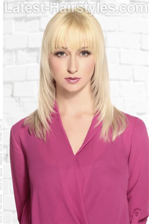 framed face hairstyles with bangs 15 professional hairstyles for every type of workplace