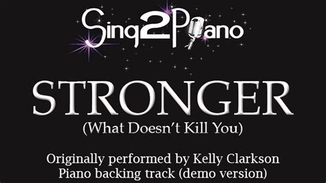 stronger what doesnã t kill you an addictã s ã s guide to peace books stronger what doesn t kill you clarkson piano
