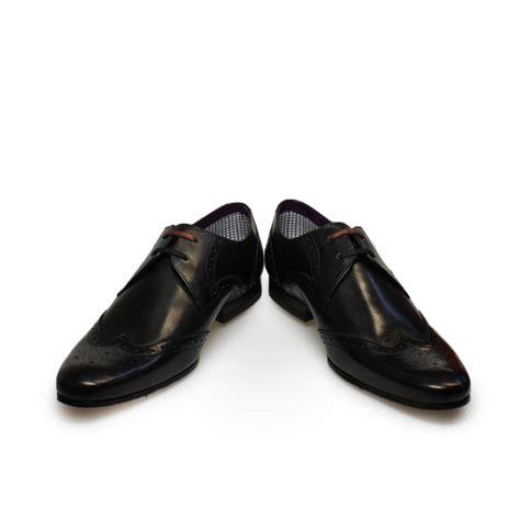 ted baker nenoi black leather mens shoes size 7 11 ebay