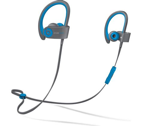 Bluetooth Headphone Beats By Drdre buy beats by dr dre powerbeats 178 wireless bluetooth headphones active collection blue free
