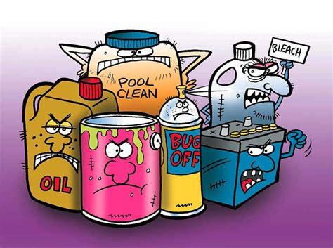 hazardous household products drop off household hazardous waste items this weekend