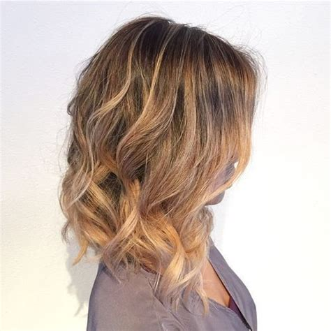 angled bob with waves for 40 year old woman 40 chic angled bob haircuts long wavy bobs wavy bobs