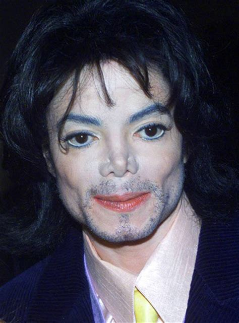 michael jackson real biography this is how michael jackson might have looked if he never