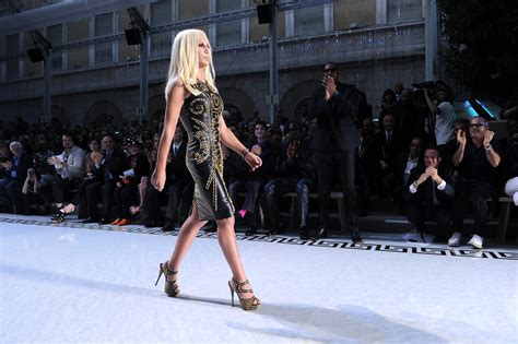 The Next Hm Designer by Versace Is The Next H M Designer Collaboration Stylecaster