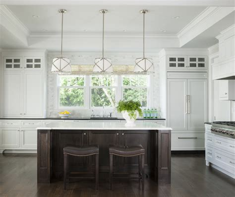 Tray Ceilings In Kitchens kitchen with tray ceiling traditional kitchen marianne simon design