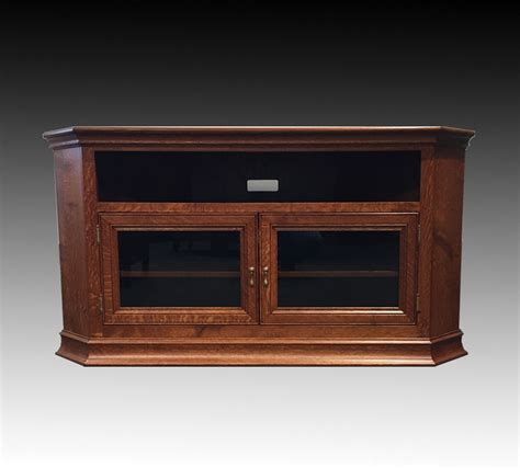 Mentor Furniture by Mentor Furniture Qwp Br40 Amish Tv Corner Cabinet