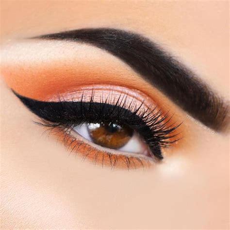 Eyeshadow Orange 1000 ideas about orange eye makeup on orange