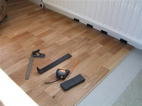 unika diy and engineered floor fitting kit