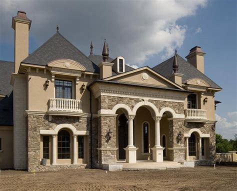 chateau homes french country elevations photos joy studio design