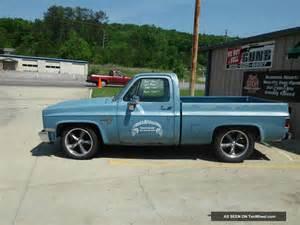 Wheels Ups Truck Custom 1986 Chevy Truck 2016 Car Release Date