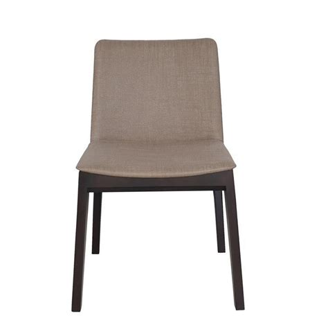 Moes Home Collection Montecristo Dining Chair Beech Wood Gray Wood Dining Chairs