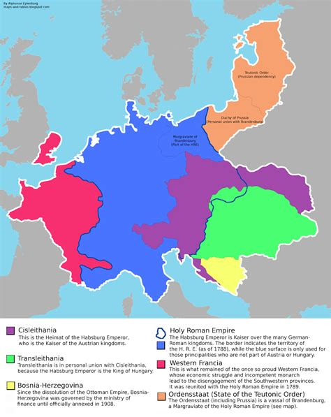 the habsburg empire a maps and tables 2 fictive empires vikings and habsburg claim