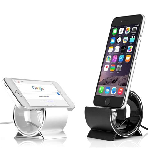 a iphone 6 the syncstand is a sleek and stylish charging dock for your iphone 6