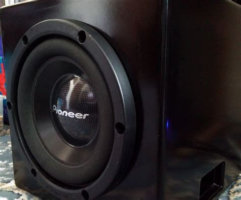 diy 10 quot home subwoofer 5