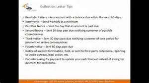 collection policy template how to create effective collection letter templates and